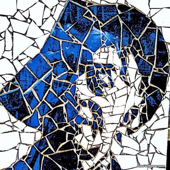 Quentin Crisp by Mark Kennedy