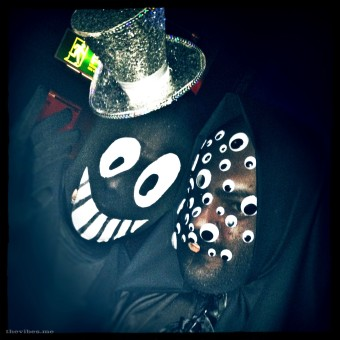 Mr. Jolly and The Eye Monster Halloween costume