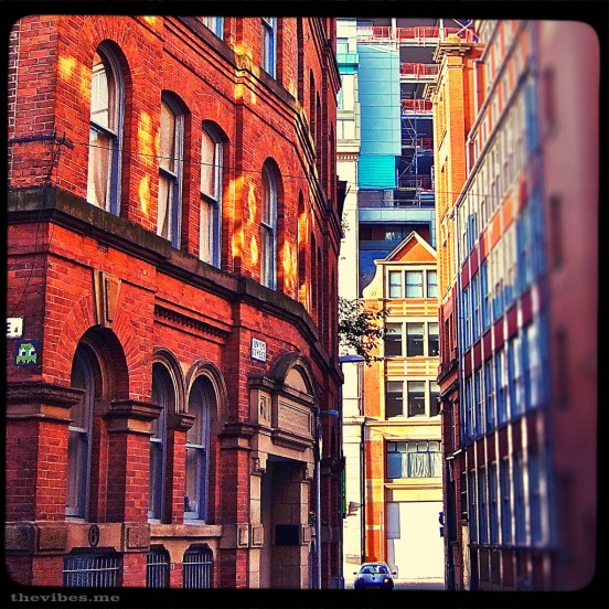 Manchester's Northern Quarter