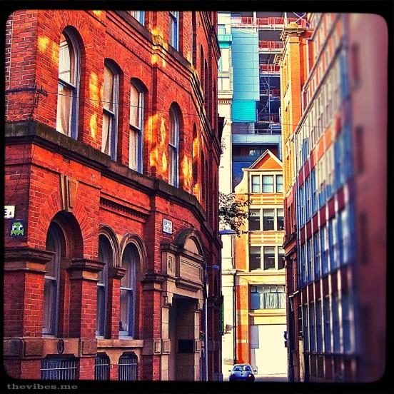 Manchester's Northern Quarter