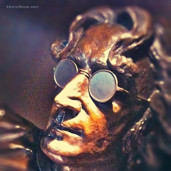 John Lennon Bust, The Hard Days Night Hotel Liverpool