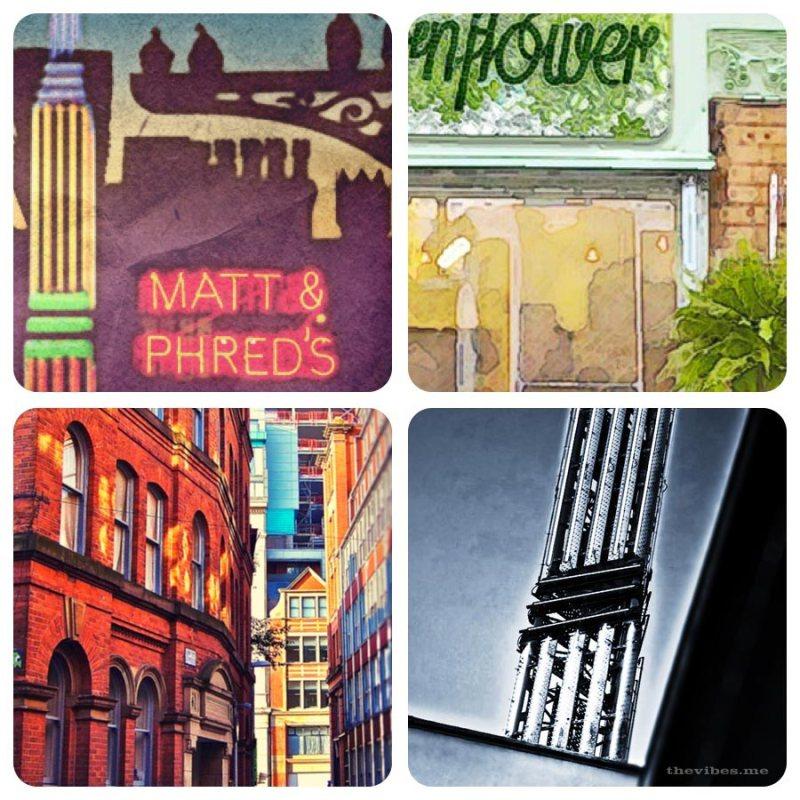 Maek wallis northern Quarter Manchester on The Vibes