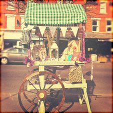 Old Shopping Cart
