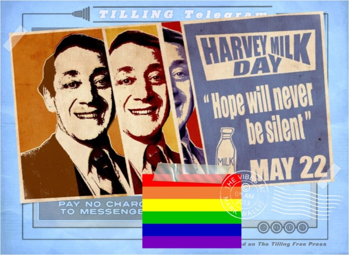 Harvey Milk Day Celebration