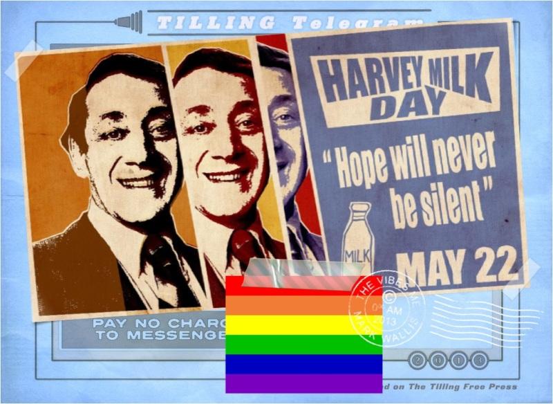Harvey Milk Day Celebration