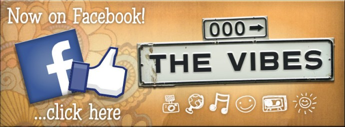 The Vibes facebook Page Banner