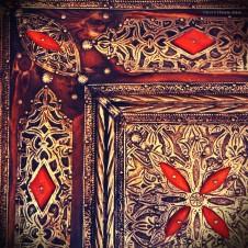 Moroccan box, Manchester