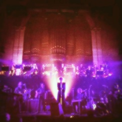 Alison Goldfrapp at the Albert Hall Manchester