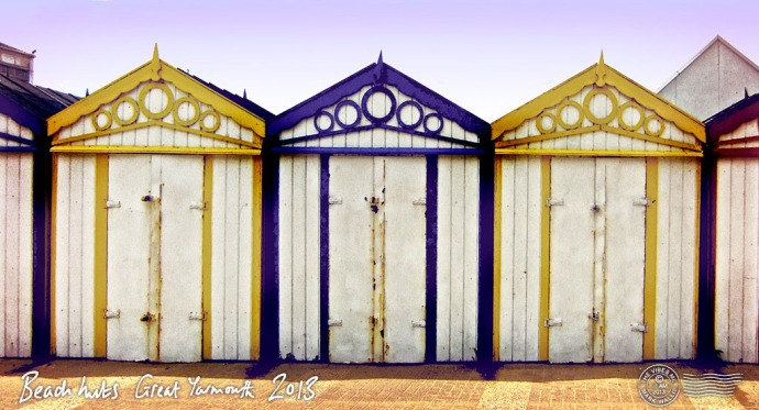 Beach Huts, Great Yarmouth