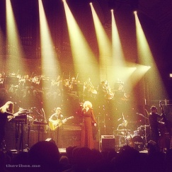 Goldfrapp at The Albert Hall Manchester