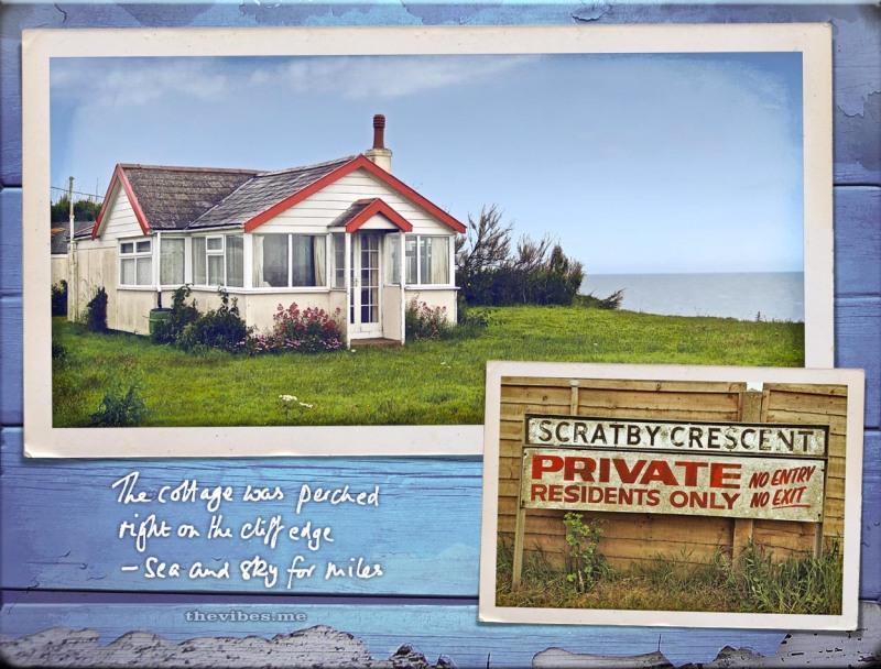Seaside Cottage, Scratby Crescent