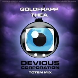Mark Wallis remix of Thea by Goldfrapp