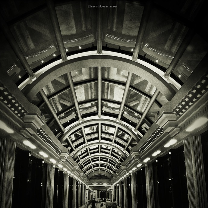 The Trafford Centre by Mark Wallis