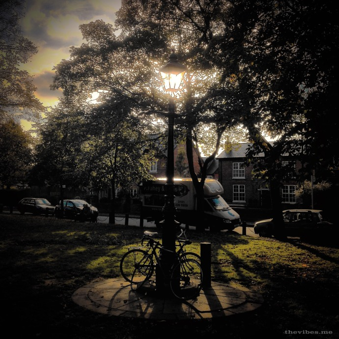 Chorlton Green Manchester by Mark Wallis