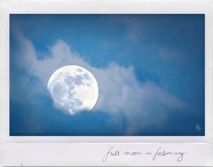 Full Moon in February