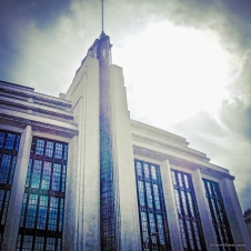 Art Deco Building Chelsea by Mark Wallis on thevibes.me