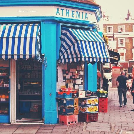 Athenia Bayswater London by Mark Wallis on thevibes.me
