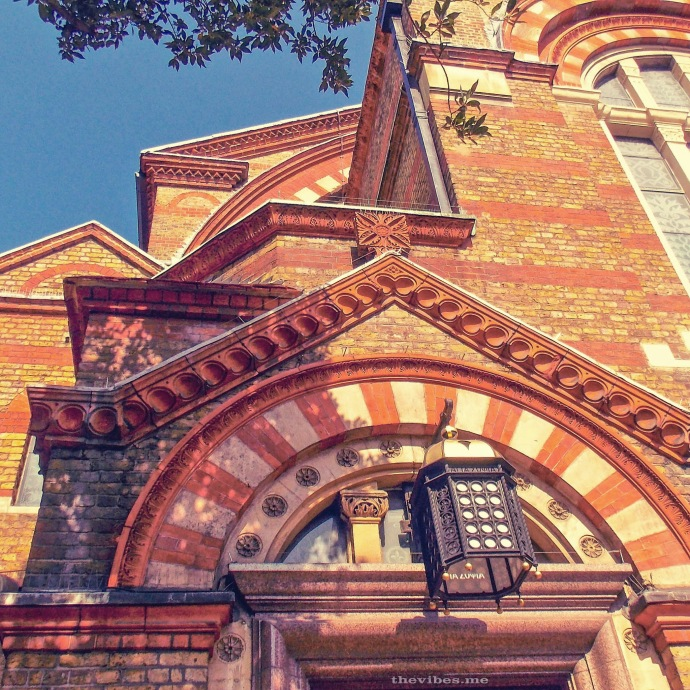 Greek Church Bayswater London by Mark Wallis on thevibes.me