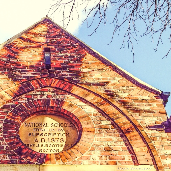 School on Chorlton Green by Mark Wallis on thevibes.me