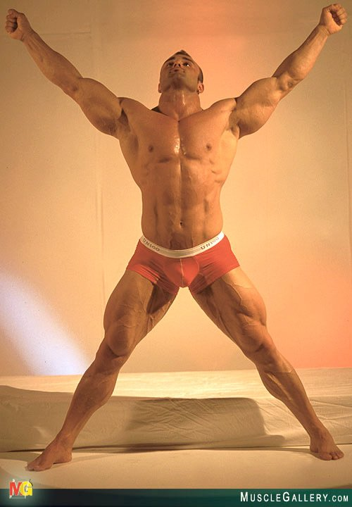 Johnny Handsome by Muscle gallery