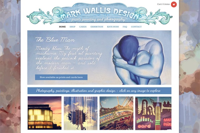 Mark-Wallis-Design-website