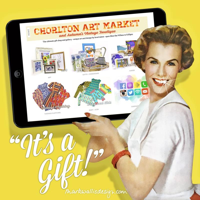 Chorlton Art Market website